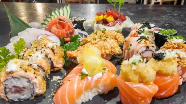 Combinado 40 - Exotic Sushi Fusion, Pinhal Novo