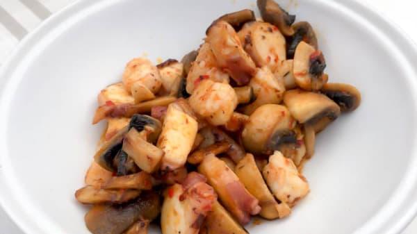 Sugerencia del chef - La Caleta, Caleta de Famara