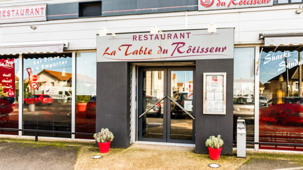 Entrée - La Table du Rôtisseur, Meaux