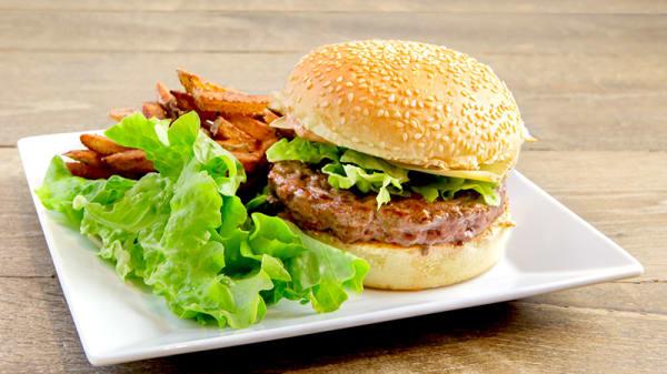 Le burger O Tono - O Tono, Angers