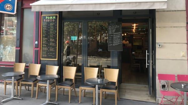 Pomm Resto, Paris