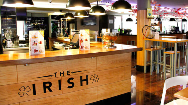 Sala - The Irish, Madrid