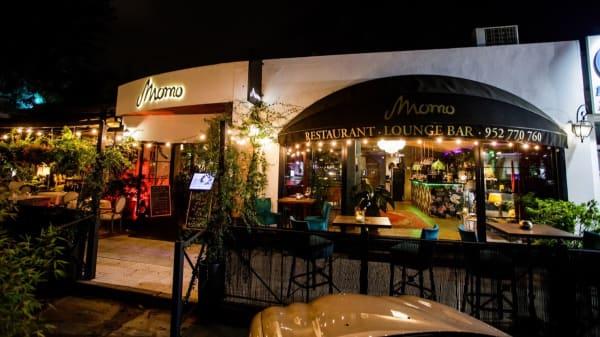 Entrada - Momo golden mile, Marbella