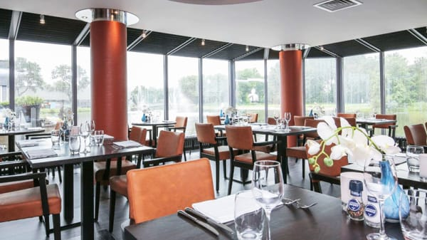 Restaurant - Restaurant Chiparus (by Fletcher), Leidschendam