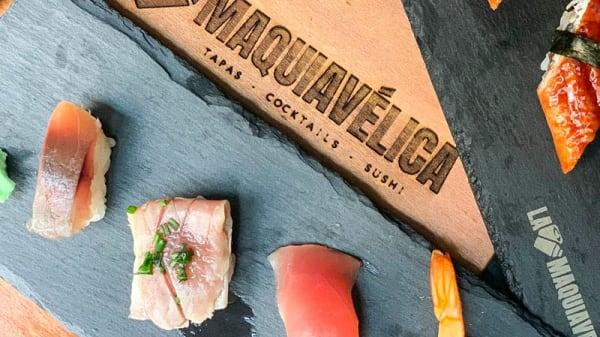 Sugerencia del chef - La Maquiavélica, Jerez De La Frontera