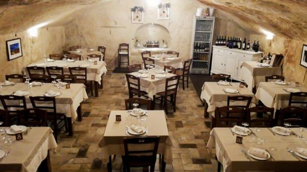 Vista sala - Annina 1937, Matera