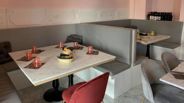 Vista sala - Gusto Giusto Cucina Italiana, Milan