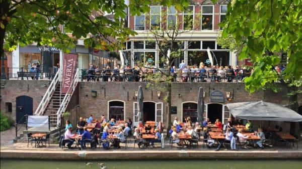 Terras - Grieks Eethuis Taverna, Utrecht