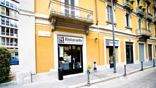 La entrata - Sapori di Sicilia, Milano