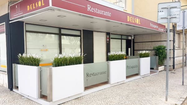 Fachada - Delsol Restaurante Petisqueira