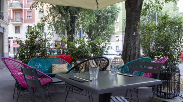Terrazza - Japonito, Milan