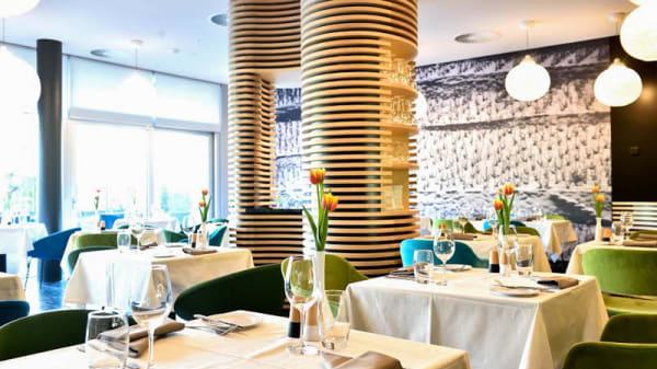 Plat - Restaurant Vatel - Martigny, Martigny