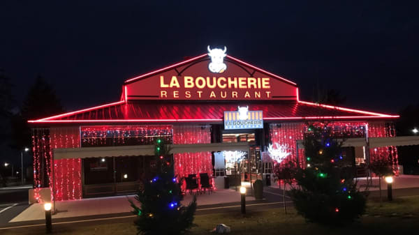 boucherie - La Boucherie Saint-Lô, Saint-Lô