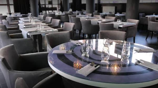 Vista de la sala - Hypnose Restaurant, Paris