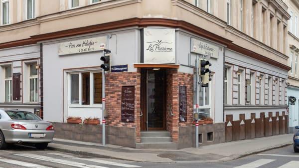La Passione, Wien