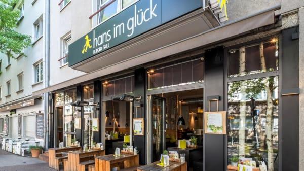 HANS IM GLÜCK Burgergrill & Bar - Essen RÜTTENSCHEID, Essen