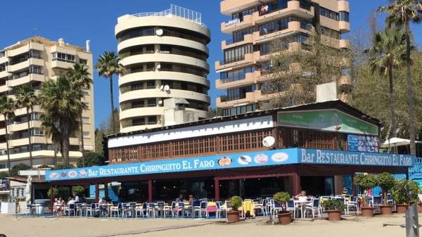 La pesquera del Faro, Marbella