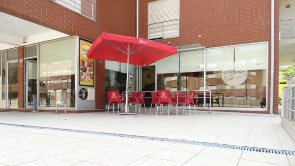 Esplanada - Restaurante Avenida, Vieira do Minho