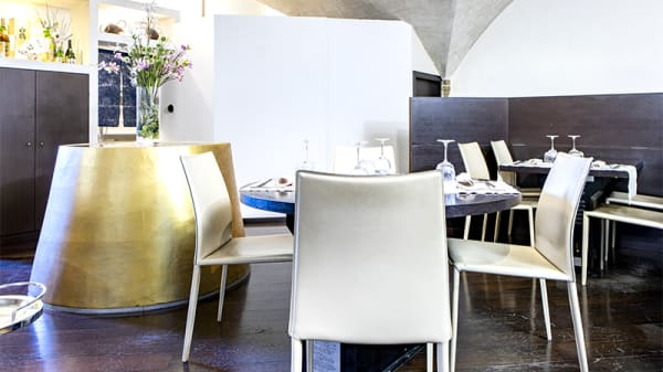 Vista sala - Kome Autentic Sushi Restaurant, Florence