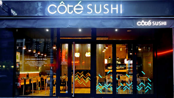 FACADE - Côté Sushi, Boulogne-Billancourt