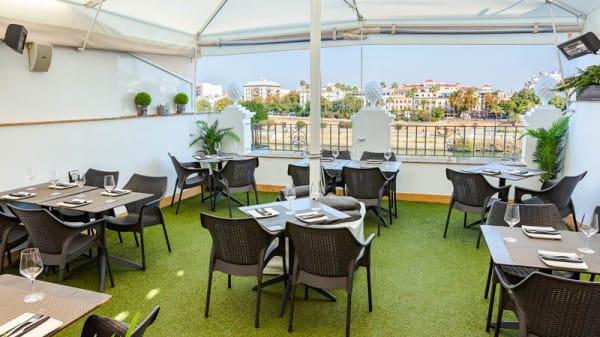 Terraza - Betis 7 Triana Experience, Sevilla