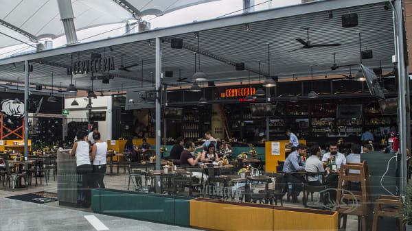 La Cerveceria de Barrio (Tezontle), Ciudad de México