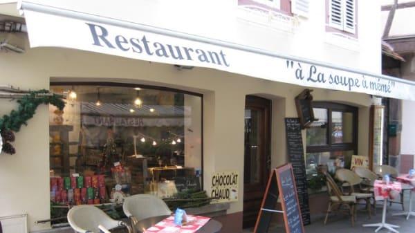 Restaurant - À la Soupe À Mémé, Obernai