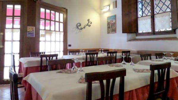 Veduta dell interno - Il Quadrifoglio Restaurant Food Shop, Rapolano Terme