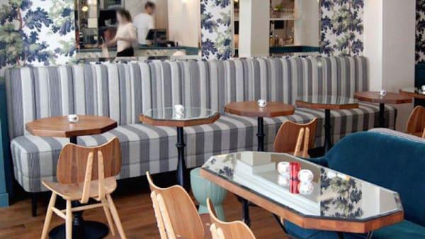interieur - Mojo Kitchenbar, Paris