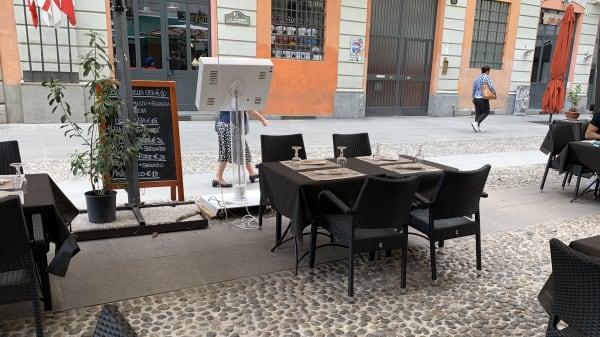 Buona Forchetta, Milan