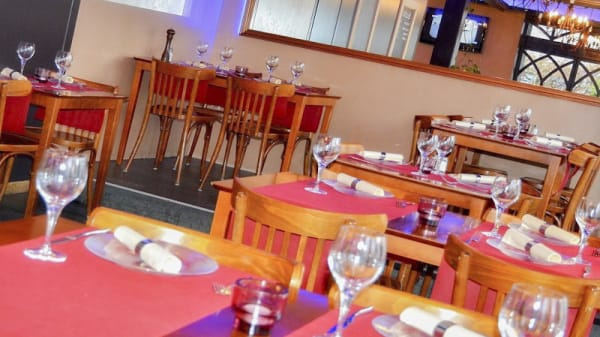 Salle - Brasserie Lancy Parc, Petit-Lancy