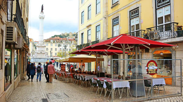 Esplanada - Peixaria do Rossio, Lisboa