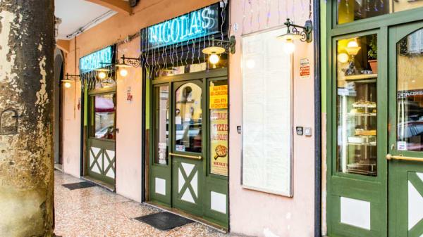 Entrata - Nicola's, Bologna