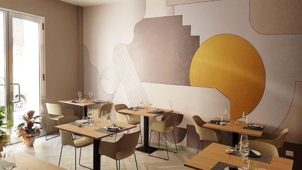 Vista della sala - Rirī Sushi Restaurant, Avola