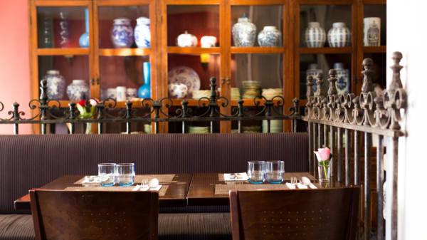 Tables dressées - IM Thai Gourmet, Paris