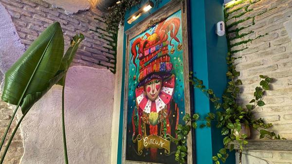 Circus Family Bar, Sevilla