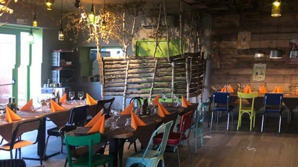 Vista della sala - Il Pollaio Griglieria Con Cucina, Stradella