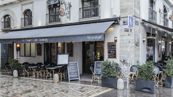 façade - Grand Café Lyonnais, Lyon