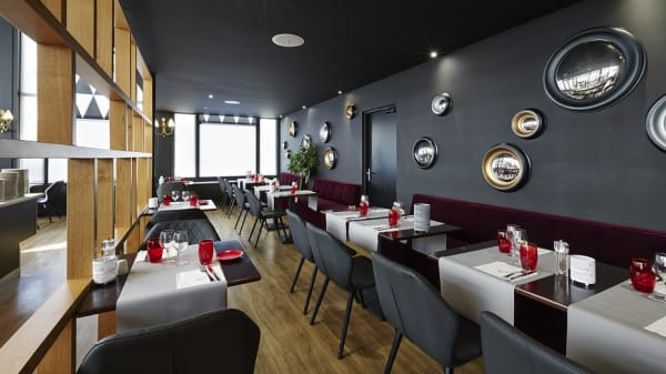 salle - Le Grand Café - Casino PARTOUCHE de Vichy, Vichy