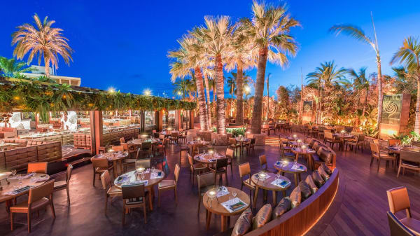 salle - Bâoli Cannes, Cannes