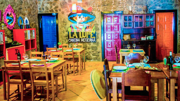 Detalle sala - La Lupe, Arrecife