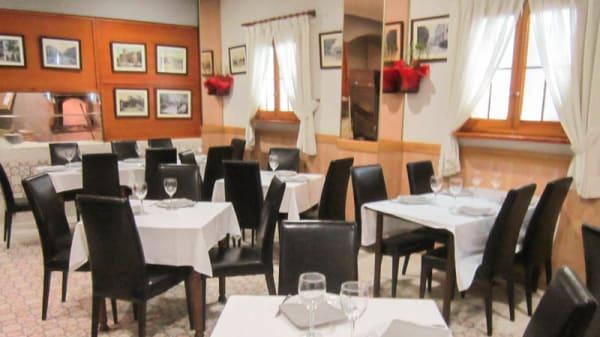 Vista sala - Il Pizzaiolo - Ciscar 55, Valencia