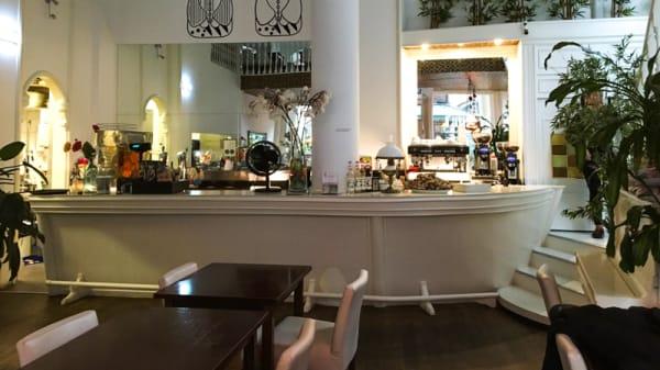 Restaurant - D'Javas, Den Haag