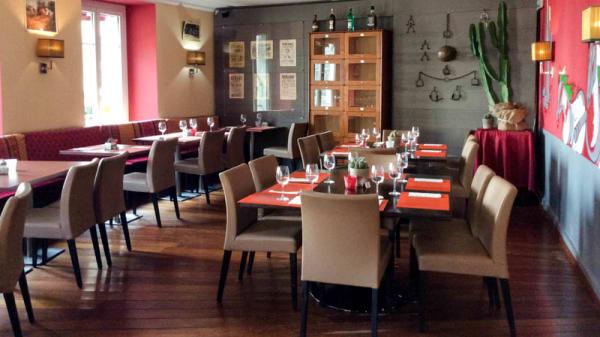 Salle - Longhorn Steak House, Lausanne