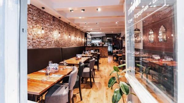Restaurant - middl.eat, Amsterdam