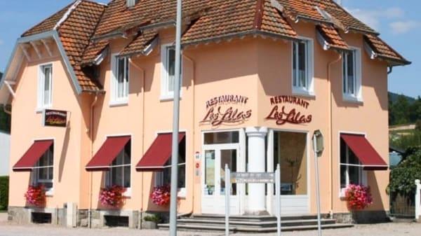 Restaurant - Les Lilas, Vagney