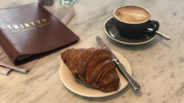 Fresh Bake croissant - Thirty6, Darlinghurst (NSW)