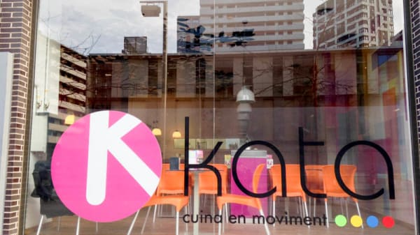 Exterior - Kata, Barcelona