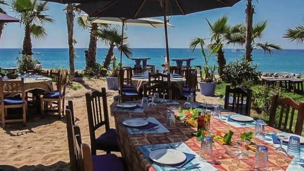 La terraza - Beach Club Cala Llevadó, Tossa De Mar