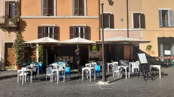 Sanpietrino 48, Rome